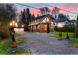 Photo 2: 12448 254 Street in Maple Ridge: Websters Corners House for sale : MLS®# R2513115