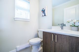 """Photo 9: 7 1111 EWEN Avenue in New Westminster: Queensborough Townhouse for sale in """"English Mews"""" : MLS®# R2405699"""