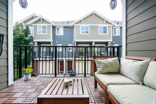 """Photo 7: 7 1111 EWEN Avenue in New Westminster: Queensborough Townhouse for sale in """"English Mews"""" : MLS®# R2405699"""