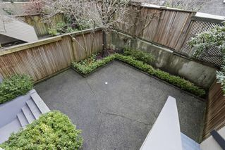 "Photo 19: 2411 W 1ST Avenue in Vancouver: Kitsilano Townhouse for sale in ""BAYSIDE MANOR"" (Vancouver West)  : MLS®# R2408792"