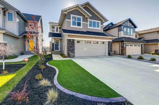 Photo 1: 827 EAGLESON Link in Edmonton: Zone 57 House for sale : MLS®# E4176853