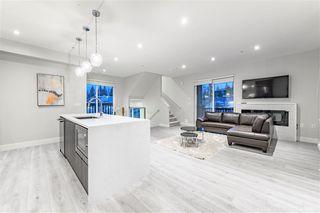 Photo 3: 4 24086 104 Avenue in Maple Ridge: Albion Townhouse for sale : MLS®# R2419547