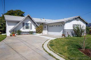 Photo 1: EL CAJON House for sale : 3 bedrooms : 1034 Blackbird Street