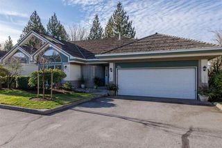 "Main Photo: 154 4001 OLD CLAYBURN Road in Abbotsford: Abbotsford East Townhouse for sale in ""Cedar Springs Country Estates"" : MLS®# R2393690"