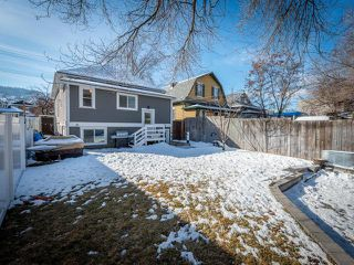 Photo 29: 614 ST PAUL STREET in Kamloops: South Kamloops House for sale : MLS®# 153454