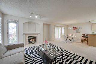 Photo 3: 1 1283 Carter Crest Rd in Edmonton: Zone 14 House Half Duplex for sale : MLS®# E4178411