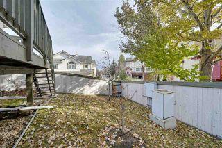 Photo 22: 1 1283 Carter Crest Rd in Edmonton: Zone 14 House Half Duplex for sale : MLS®# E4178411
