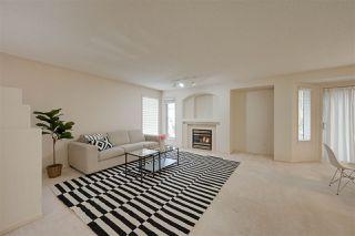 Photo 2: 1 1283 Carter Crest Rd in Edmonton: Zone 14 House Half Duplex for sale : MLS®# E4178411