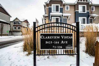Photo 2: 5 3625 144 Avenue in Edmonton: Zone 35 Townhouse for sale : MLS®# E4181091