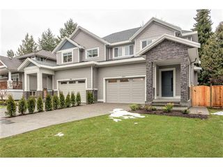 Photo 1: 19552 118B Avenue in Pitt Meadows: Central Meadows House 1/2 Duplex for sale : MLS®# R2430851