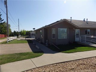 Photo 1: 10 100 Legacy Lane in Rimbey: Residential for sale : MLS®# CA0192687