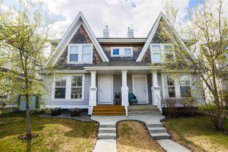 Photo 2: 7403 16 Avenue in Edmonton: Zone 53 House Half Duplex for sale : MLS®# E4197144