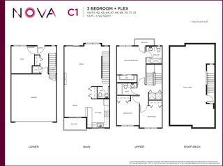 Photo 20: 69 8140 166 Street in Surrey: Fleetwood Tynehead Townhouse for sale : MLS®# R2460110