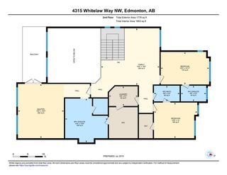 Photo 33: 4315 WHITELAW Way in Edmonton: Zone 56 House for sale : MLS®# E4200356