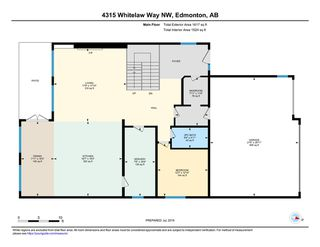 Photo 32: 4315 WHITELAW Way in Edmonton: Zone 56 House for sale : MLS®# E4200356