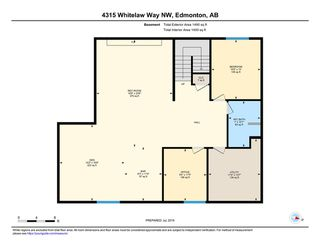 Photo 34: 4315 WHITELAW Way in Edmonton: Zone 56 House for sale : MLS®# E4200356
