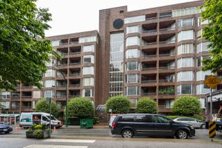 """Main Photo: 408 1333 HORNBY Street in Vancouver: Downtown VW Condo for sale in """"ANCHOR POINT"""" (Vancouver West)  : MLS®# R2472609"""