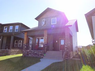 Main Photo: 47 Richfield Crescent in Sylvan Lake: Ryders Ridge Residential for sale : MLS®# A1032189