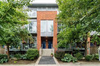 Photo 1: 3 46 Boston Avenue in Toronto: South Riverdale Condo for sale (Toronto E01)  : MLS®# E4915117