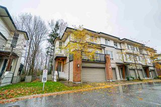 "Photo 1: 42 1125 KENSAL Place in Coquitlam: New Horizons Townhouse for sale in ""Kensal Walk by Polygon"" : MLS®# R2522228"