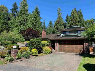 """Main Photo: 1431 FINTRY Place in North Vancouver: Capilano NV House for sale in """"Capilano"""" : MLS®# R2527980"""