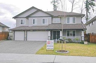 "Photo 2: 11580 CREEKSIDE ST in Maple Ridge: Cottonwood MR House for sale in ""CREEKSIDE"" : MLS®# V524762"