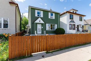 Main Photo: 288 Polson Avenue in Winnipeg: North End Residential for sale (4C)  : MLS®# 1922588