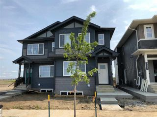 Photo 18: 309 Orchards Boulevard in Edmonton: Zone 53 House Half Duplex for sale : MLS®# E4171246
