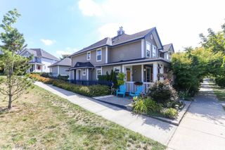"""Main Photo: 1 6980 180 Street in Langley: Cloverdale BC Townhouse for sale in """"Provinceton"""" (Cloverdale)  : MLS®# R2401906"""