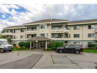 "Main Photo: 124 2451 GLADWIN Road in Abbotsford: Abbotsford West Condo for sale in ""Centennial Court"" : MLS®# R2408430"