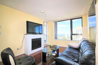 Photo 3: 2808 7063 HALL Avenue in Burnaby: Highgate Condo for sale (Burnaby South)  : MLS®# R2410084