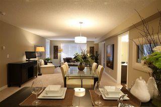 Photo 2: #415 5810 Mullen PL NW in Edmonton: Zone 14 Condo for sale : MLS®# E4168339