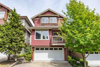 "Photo 1: 8 2287 ARGUE Street in Port Coquitlam: Citadel PQ House for sale in ""CITADEL LANDING PIER 3"" : MLS®# R2432129"