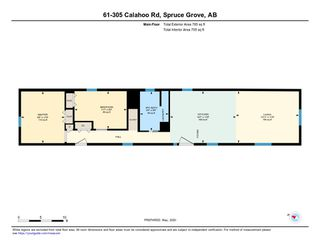 Photo 32: 61 305 Calahoo Road: Spruce Grove Mobile for sale : MLS®# E4198802