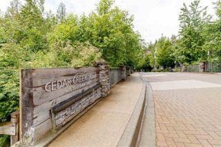 "Photo 38: 115 1480 SOUTHVIEW Street in Coquitlam: Burke Mountain Townhouse for sale in ""CEDAR CREEK"" : MLS®# R2464281"