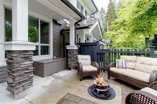 "Photo 34: 115 1480 SOUTHVIEW Street in Coquitlam: Burke Mountain Townhouse for sale in ""CEDAR CREEK"" : MLS®# R2464281"