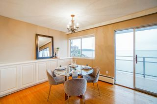 Photo 7: 603 2246 BELLEVUE AVENUE in West Vancouver: Dundarave Condo for sale : MLS®# R2517367