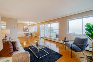 Photo 11: 603 2246 BELLEVUE AVENUE in West Vancouver: Dundarave Condo for sale : MLS®# R2517367