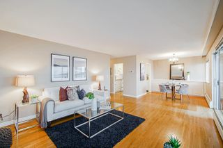 Photo 10: 603 2246 BELLEVUE AVENUE in West Vancouver: Dundarave Condo for sale : MLS®# R2517367