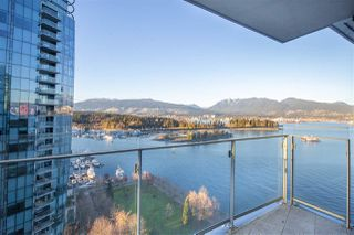 "Photo 33: 2101 1233 W CORDOVA Street in Vancouver: Coal Harbour Condo for sale in ""CARINA"" (Vancouver West)  : MLS®# R2523119"