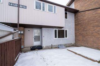 Photo 1: 3 14120 80 Street in Edmonton: Zone 02 Townhouse for sale : MLS®# E4223268