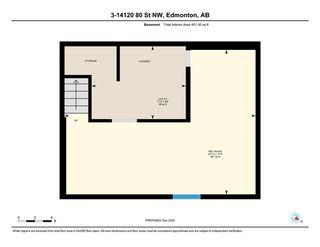 Photo 27: 3 14120 80 Street in Edmonton: Zone 02 Townhouse for sale : MLS®# E4223268