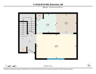 Photo 25: 3 14120 80 Street in Edmonton: Zone 02 Townhouse for sale : MLS®# E4223268
