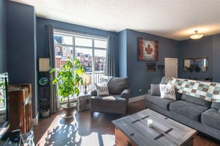 Photo 3: 61 8403 164 Avenue in Edmonton: Zone 28 Townhouse for sale : MLS®# E4165209