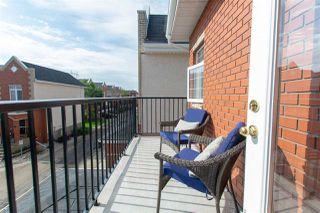 Photo 25: 61 8403 164 Avenue in Edmonton: Zone 28 Townhouse for sale : MLS®# E4165209