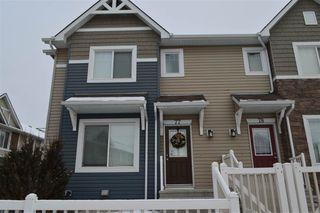 Main Photo: 77 655 Tamarack Road in Edmonton: Zone 30 Townhouse for sale : MLS®# E4182012