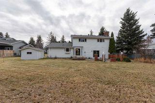 Photo 42: 93 FAIRWAY Drive in Edmonton: Zone 16 House for sale : MLS®# E4179247