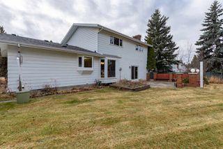 Photo 40: 93 FAIRWAY Drive in Edmonton: Zone 16 House for sale : MLS®# E4179247