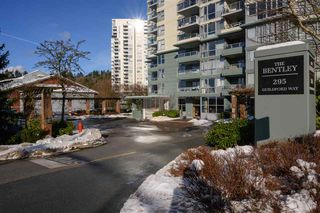 "Main Photo: 1206 295 GUILDFORD Way in Port Moody: North Shore Pt Moody Condo for sale in ""Bentley"" : MLS®# R2430182"