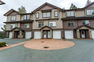 """Photo 2: 16 2950 LEFEUVRE Road in Abbotsford: Aberdeen Townhouse for sale in """"Cedar Landing"""" : MLS®# R2435688"""